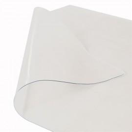 PVC Rectangle Matte Floor Protection Mat Chair Mat Transparent