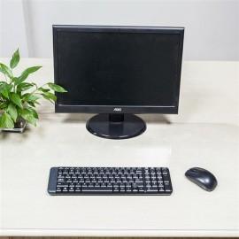 PVC Table Mat 90x50x0.25cm Transparency