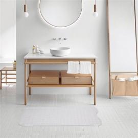 Bathroom Bathtub Non-slip Bath Mat 99*39cm Transparent