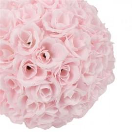 10Pcs 25CM Flower Balls Wedding Decoration Pink